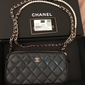 CHANEL Bags - Chanel Authenticity clutch bag